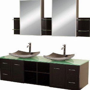 bathroom vanity sink combos