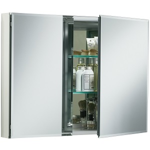 Bathroom medicine cabinets with mirrors thumbnail